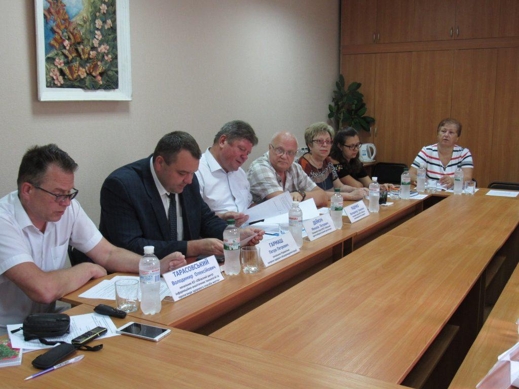На Чернігівщині розпочато роботу з розбудови  системи громадського здоров`я