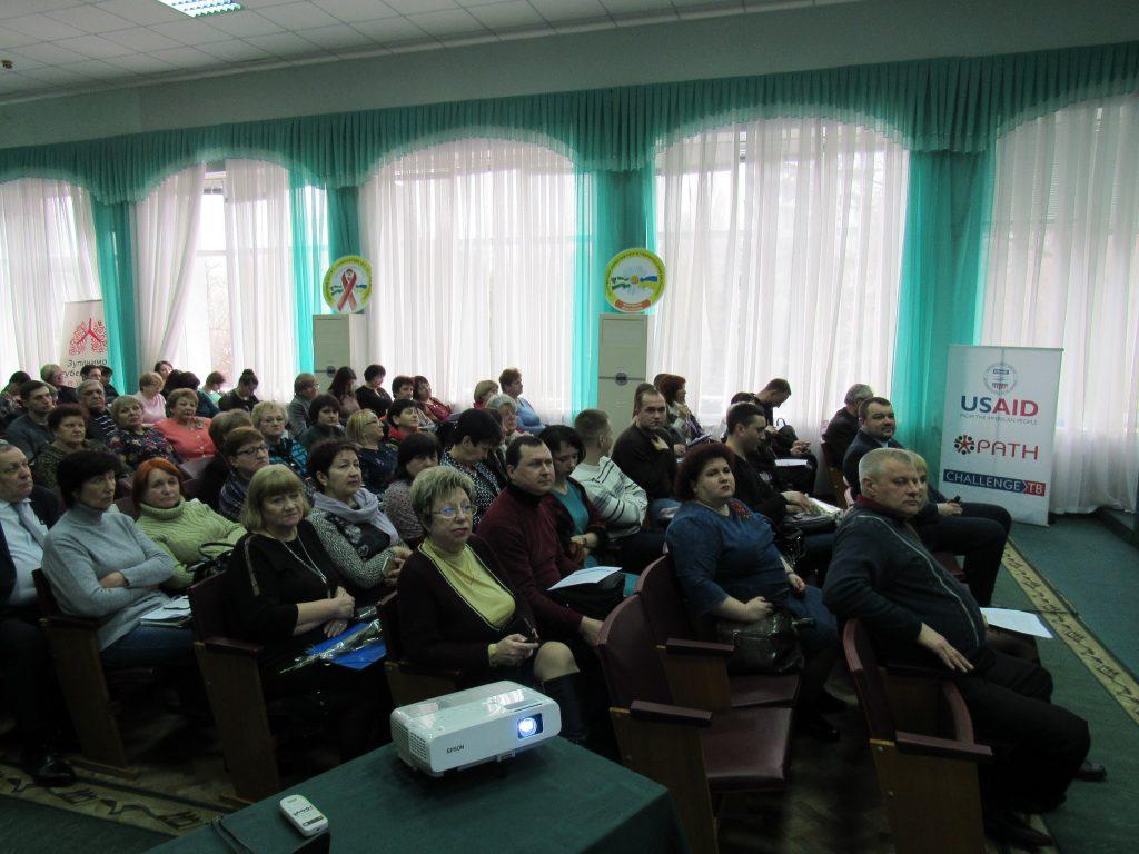 5 березня 2019 року  протитуберкульозна служба Чернігівщини відзначає 100 – річний ювілей