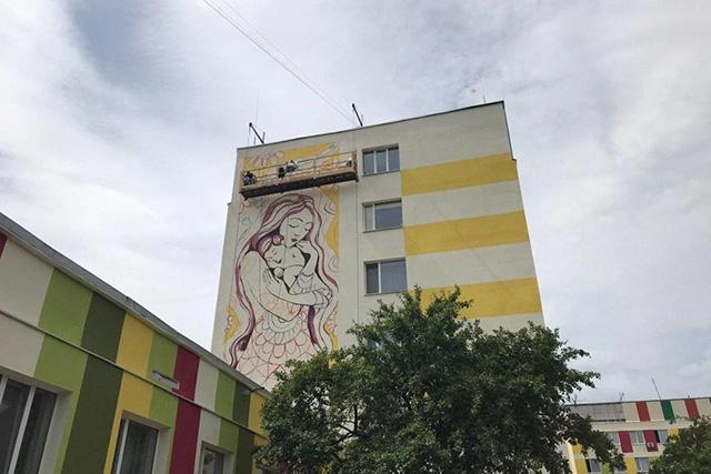 Завершується процес тепломодернізації Чернігівського пологового будинку.