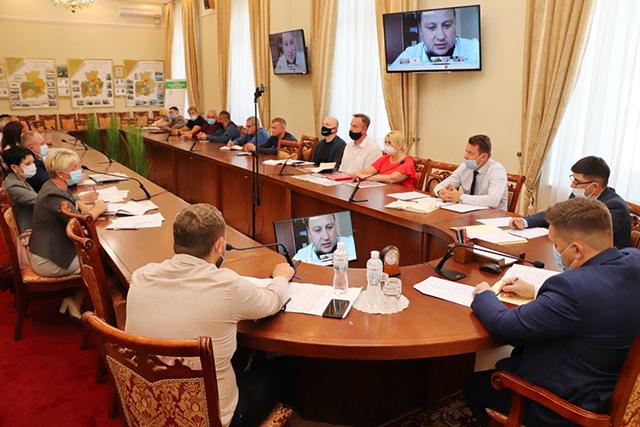 8 вересня, голова Чернігівської ОДА Андрій Прокопенко провів координаційну нараду з питань реалізації Проєкту Президента «EMERGENCY».