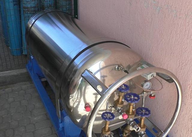 У Ніжині планують встановити кисневу станцію