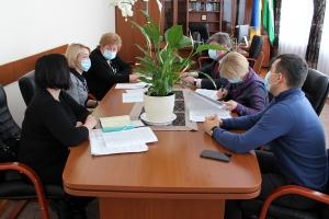 18 січня у Чернігівській обласній раді розглянули питання забезпечення енергоносіями КНП «Чернігівський медичний центр соціально значущих та небезпечних хвороб».
