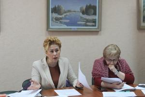 Питання розподілу видатків у сфері охорони здоров'я та соціального захисту населення Чернігівщини розглянуто на засіданні профільної комісії обласної ради