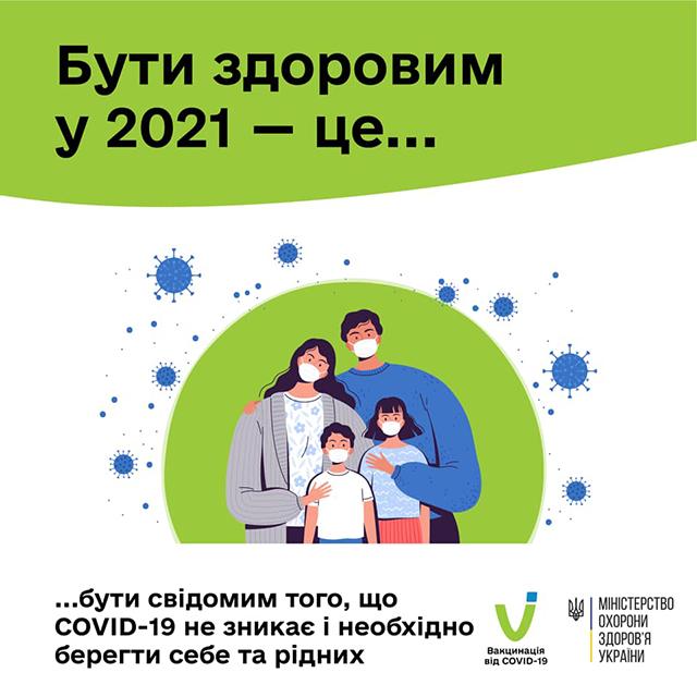 Всесвітній день здоров'я у 2021 році має особливе значення.