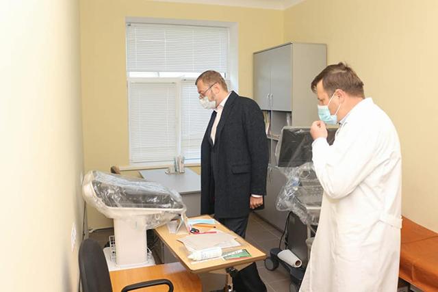 Голова Чернігівської ОДА В'ячеслав Чаус наголошує на необхідності вакцинації.
